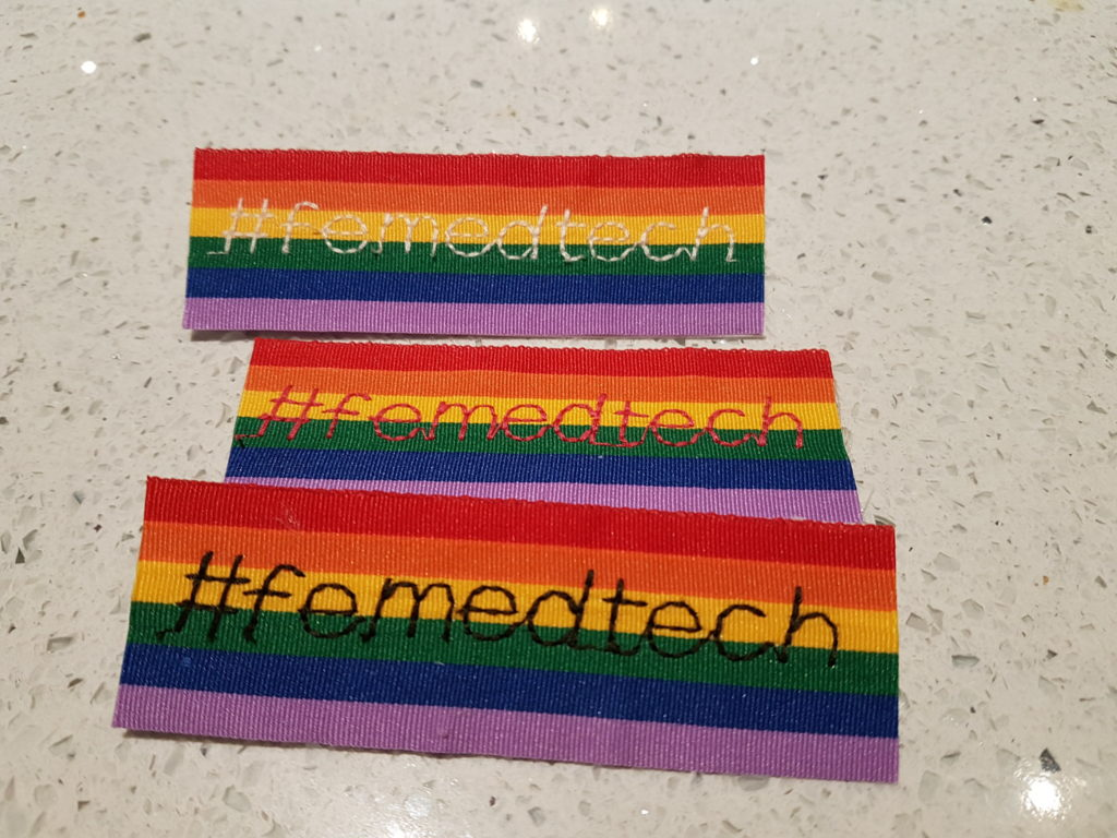 Femedtech badges