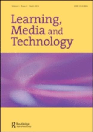 Learning Media & Technology logo