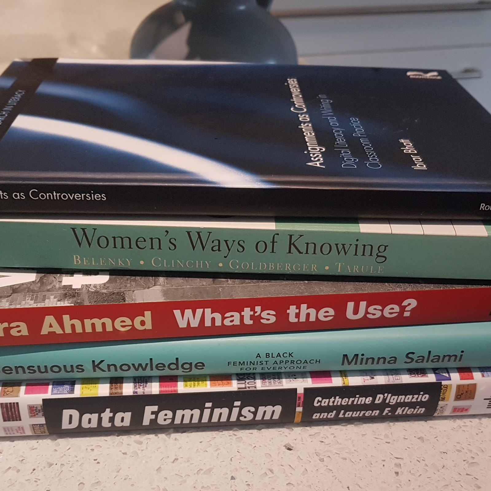 Feminist and other books